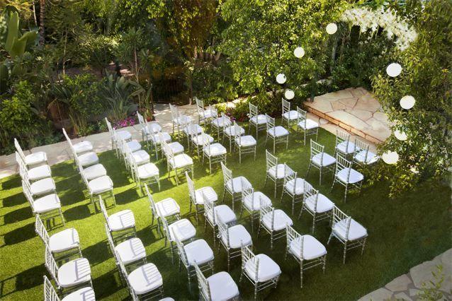 North Villa Garden - Ceremony
