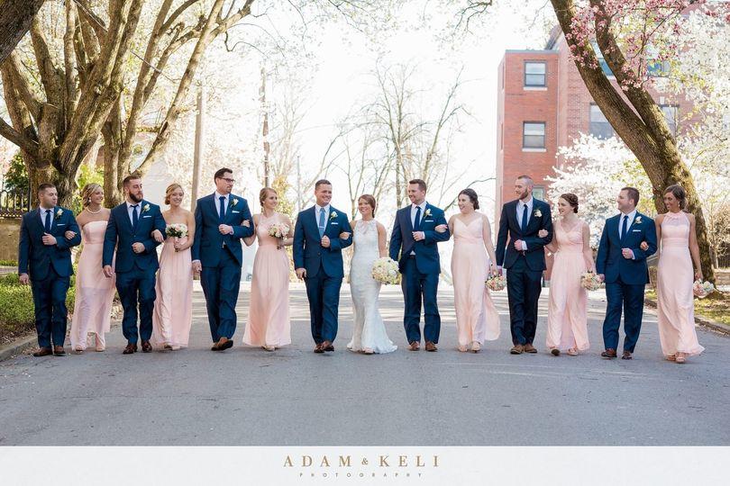 Adam and Keli - Wedding Photography