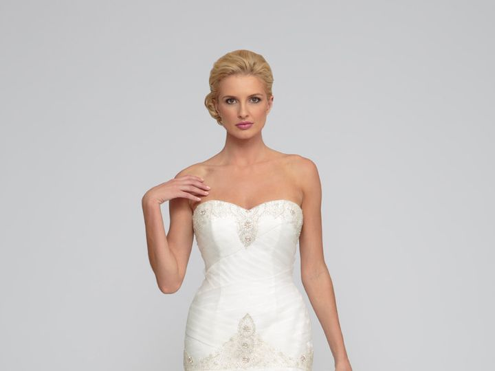 Tmx 1403116113598 Anastasia Ridgewood wedding dress