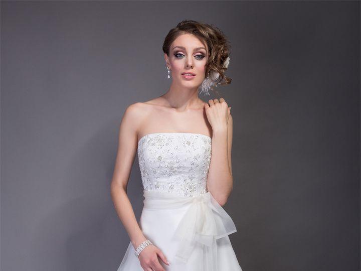 Tmx 1414162052263 Amber Ridgewood wedding dress