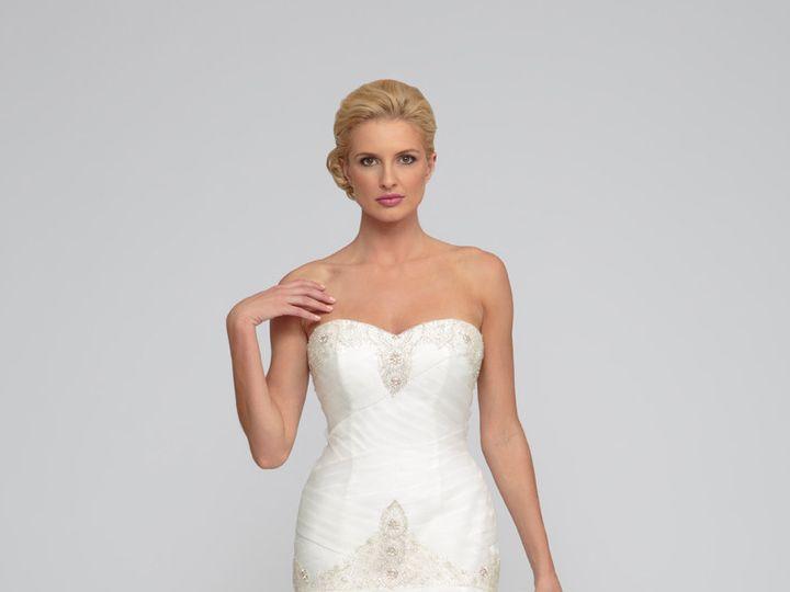 Tmx 1414162063811 Anastasia Ridgewood wedding dress