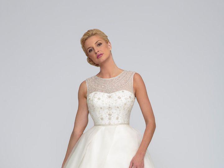 Tmx 1414162156171 Caroline Ridgewood wedding dress