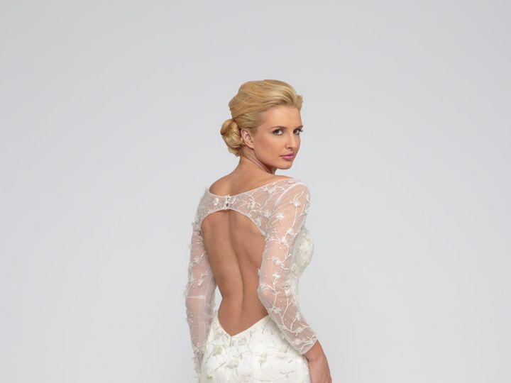 Tmx 1414162263174 Eleina Ridgewood wedding dress