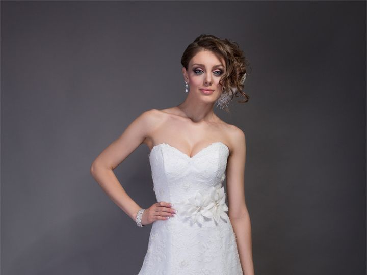 Tmx 1414162327948 Eva Ridgewood wedding dress