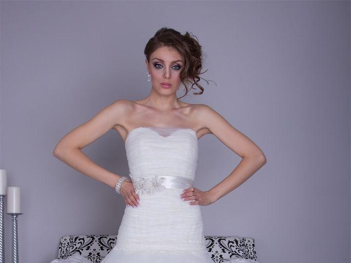 Tmx 1414162339743 Heather Ridgewood wedding dress