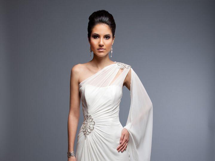 Tmx 1414162383287 Lydia Ridgewood wedding dress