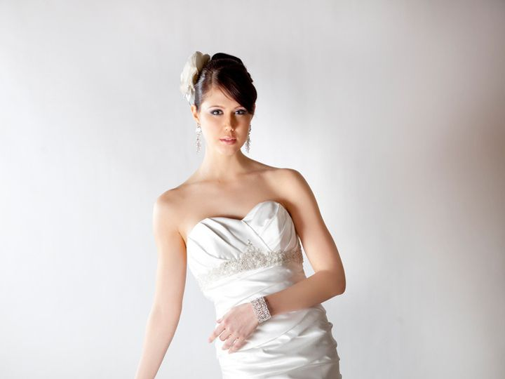 Tmx 1414162469459 Mimi Ridgewood wedding dress
