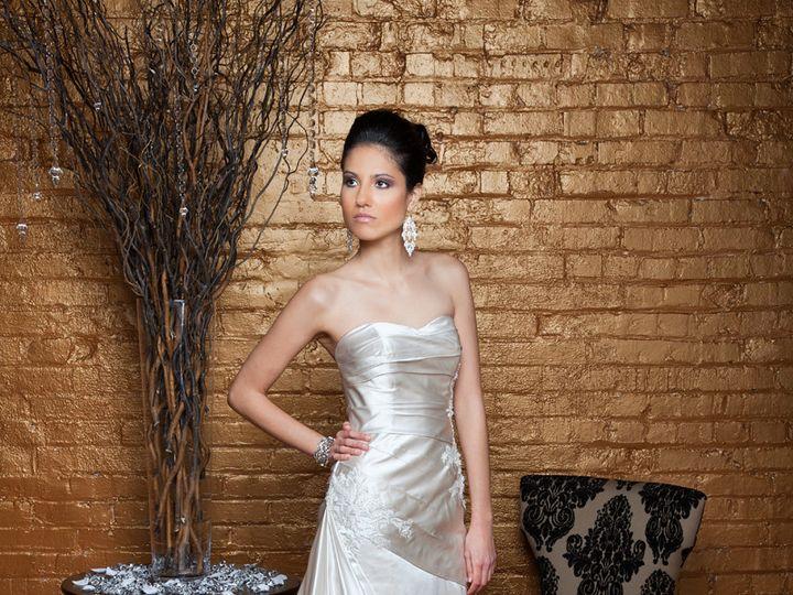 Tmx 1414162502260 Nicole Ridgewood wedding dress