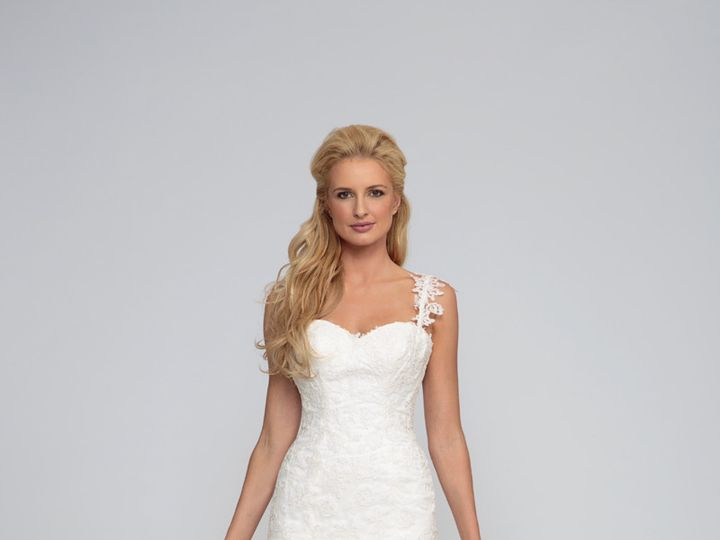 Tmx 1414162514787 Reina Ridgewood wedding dress