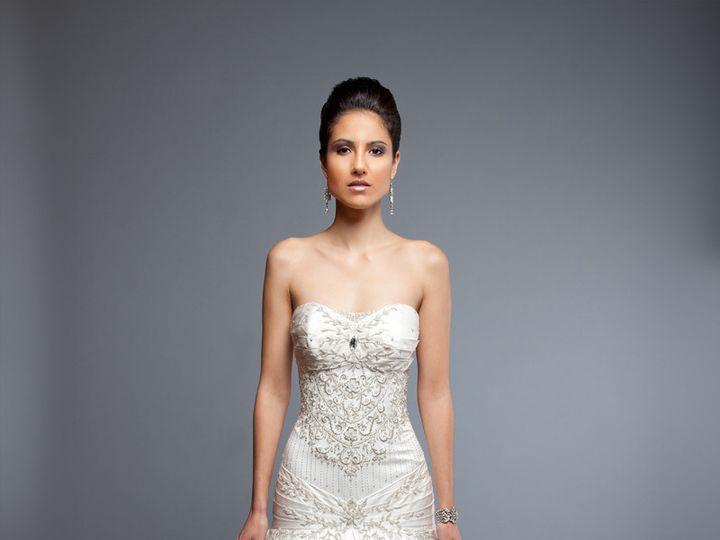Tmx 1414162539640 Saundra Ridgewood wedding dress