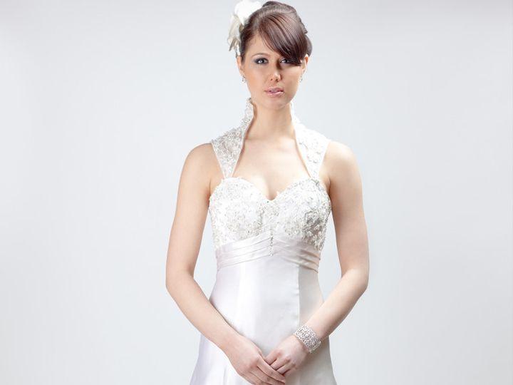 Tmx 1414162551305 Sheila Ridgewood wedding dress