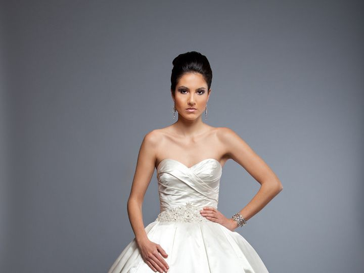 Tmx 1414162582772 Vanessa Ridgewood wedding dress