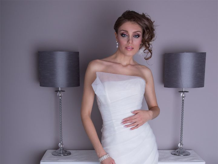 Tmx 1414162593915 Vivian Ridgewood wedding dress