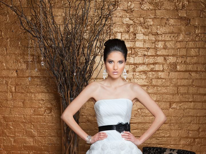 Tmx 1414162608153 Heidi Ridgewood wedding dress