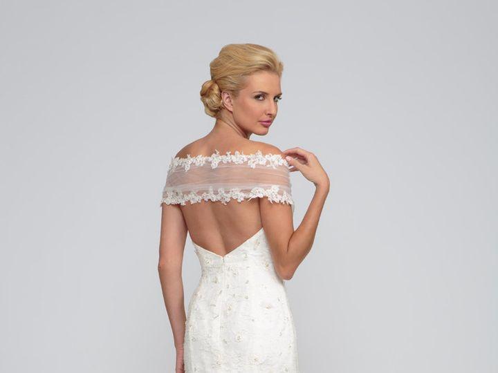 Tmx 1414162663705 Jennifer Ridgewood wedding dress