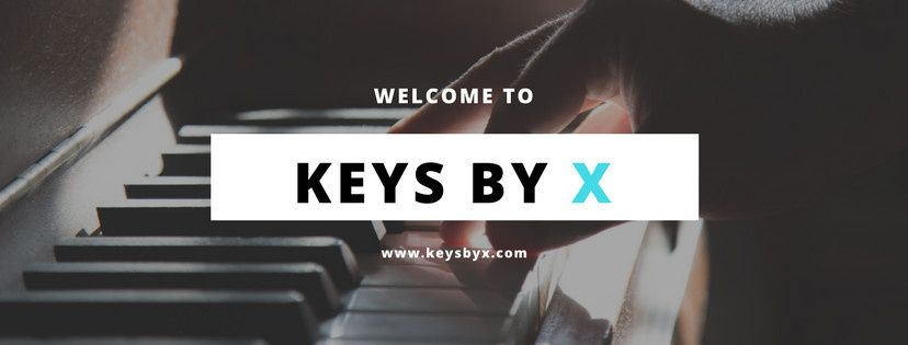 keys by x slider