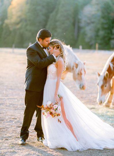 Greenhorn Ranch Wedding