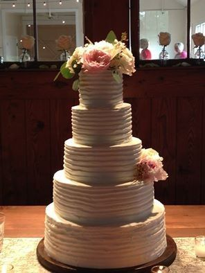 Sylvia's Cakes - Before