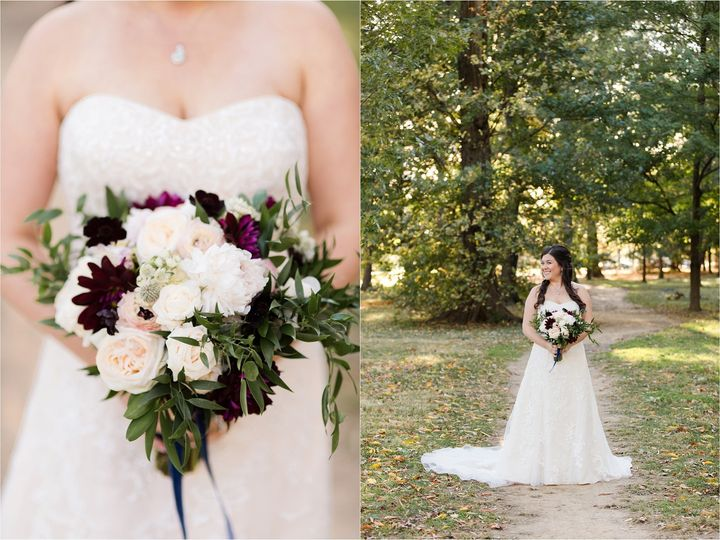 Pure Lilies Floral Studio Flowers Silver Spring Md Weddingwire