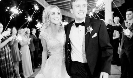 The wedding of Gabrielle and John