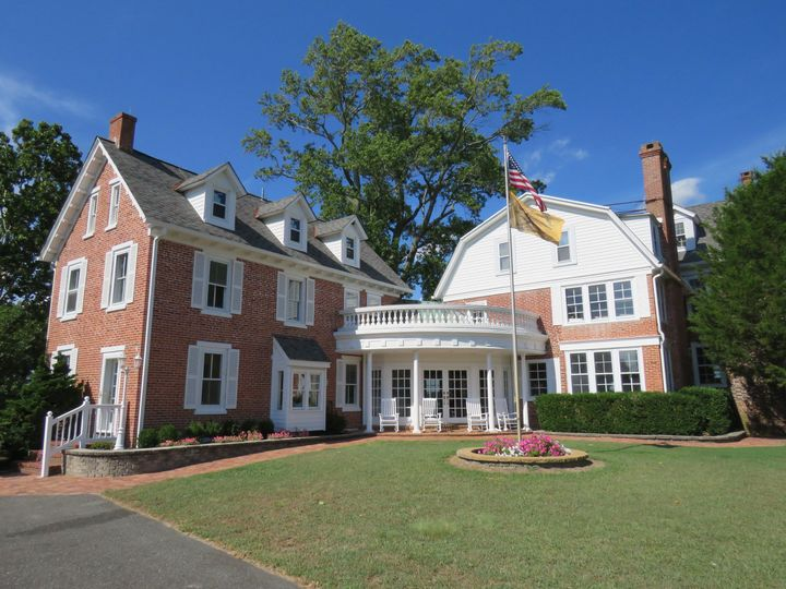 Exterior view of the Eagle Manor