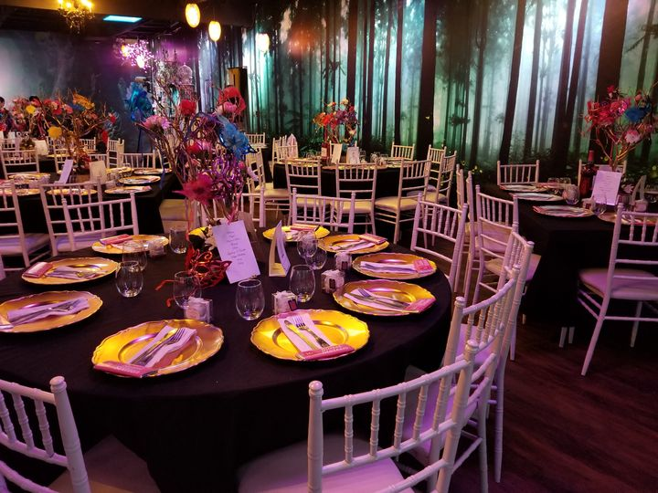 Myst Event Hall
