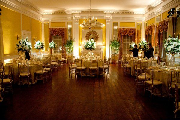 Simply Elegant Catering at Grey Rock Mansion