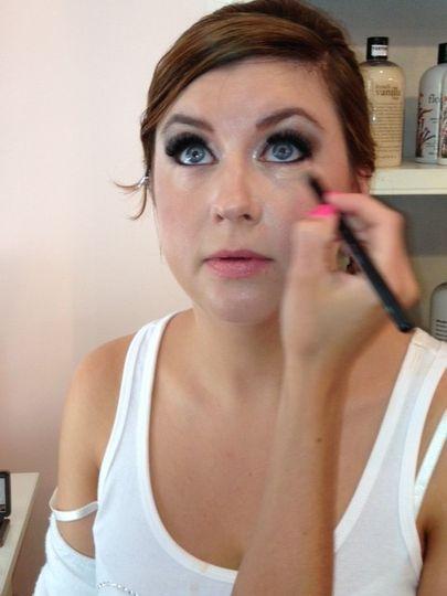 keely makeup