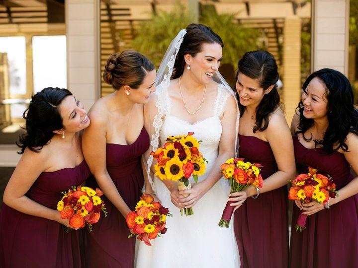 Tmx 1396558146596 Bridalparty000 Laguna Niguel wedding florist