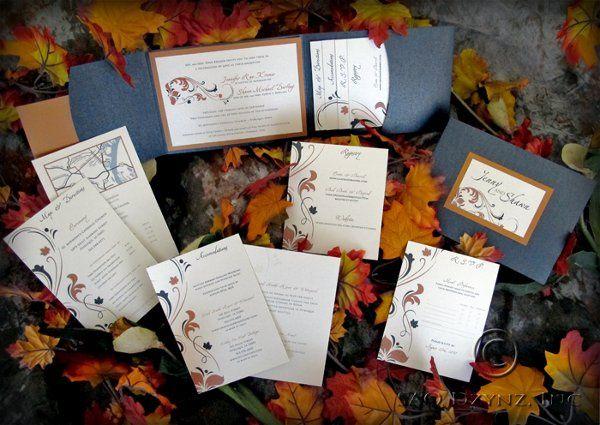 Tmx 1306259549949 JenSwnInvite Dubuque wedding invitation