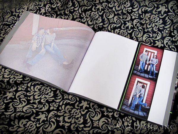 Tmx 1316198321824 PhotobookInside1 Dubuque wedding invitation