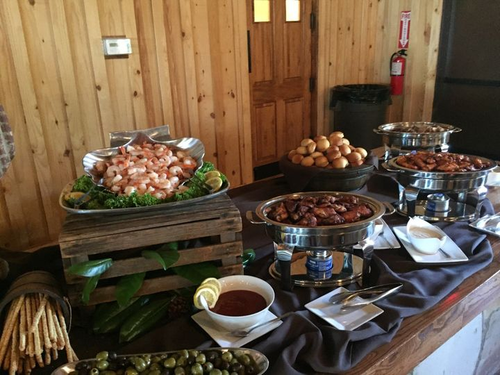 Silver Dollar Catering