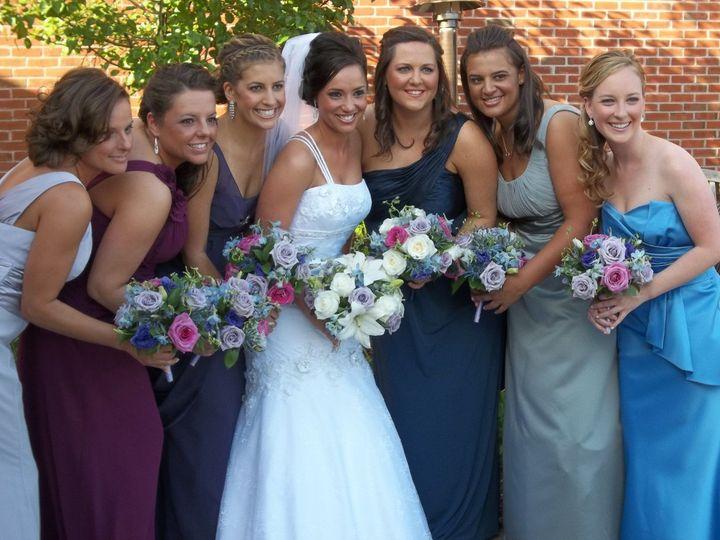 Tmx 1360338430657 Bridesmaids2 Marlborough wedding florist