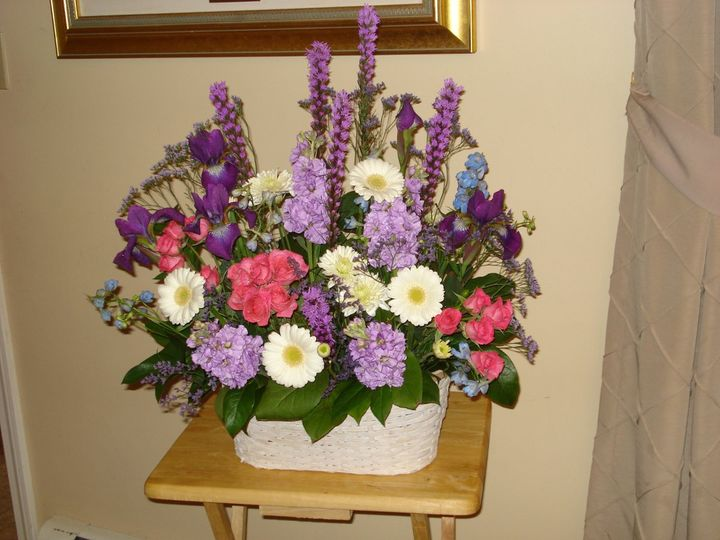 Tmx 1360338505464 DSC07228 Marlborough wedding florist