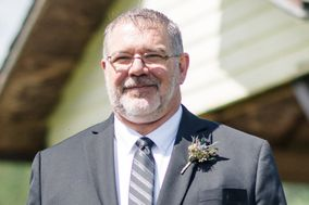 Todd A. Gray, Wedding Officiant
