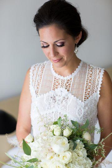 San Diego bride