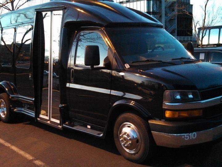 Tmx 1386050624039 Limo Van Sid Fremont wedding transportation