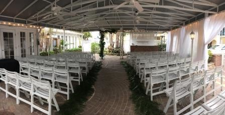 Garden Terrace Ceremony