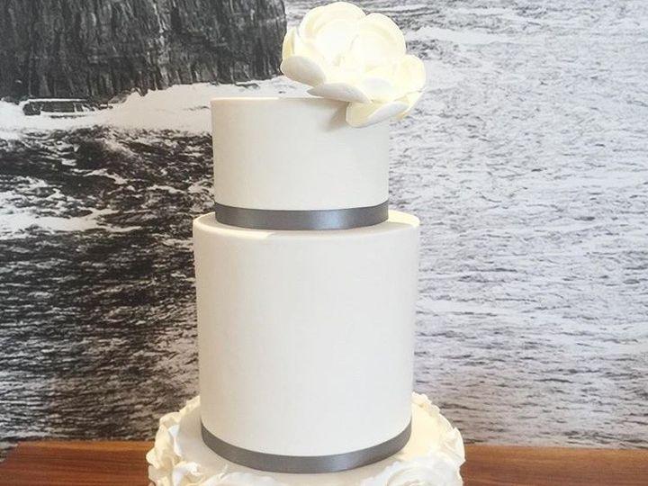 Tmx 1483291088160 Fullsizerender 4 La Jolla, California wedding cake