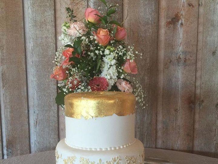 Tmx 1483291145490 Fullsizerender 10 La Jolla, California wedding cake