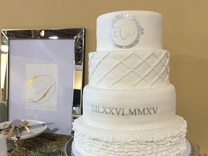 Tmx 1485123190896 Img1255 La Jolla, California wedding cake
