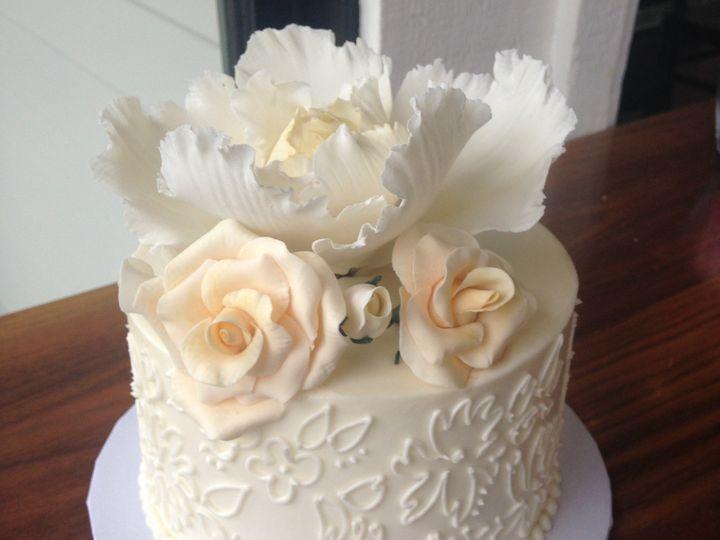 Tmx 1485123212596 Img1288 La Jolla, California wedding cake