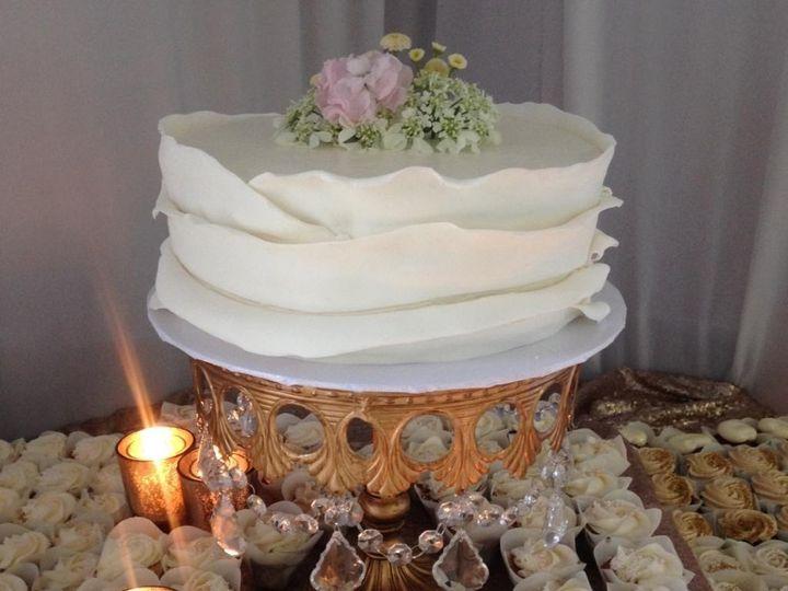 Tmx 1485123306656 Img1450 La Jolla, California wedding cake