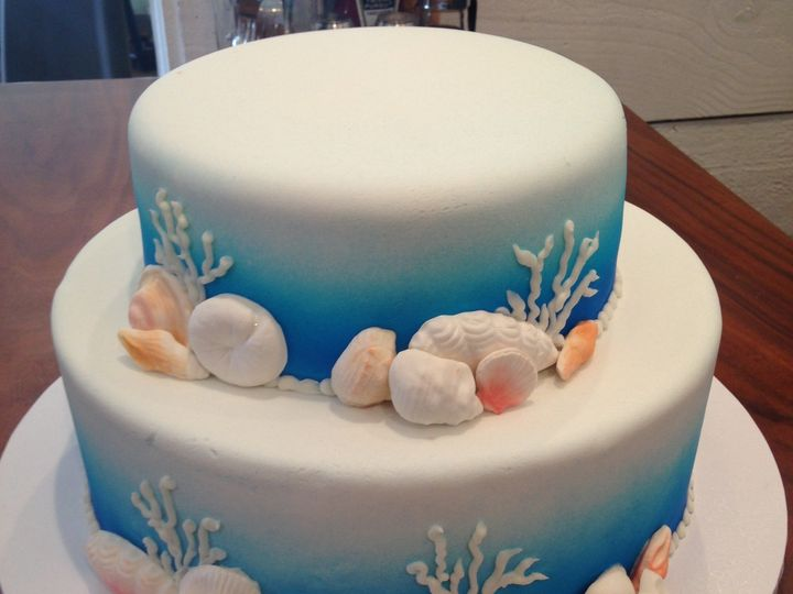 Tmx 1485123452996 Img1887 1 La Jolla, California wedding cake