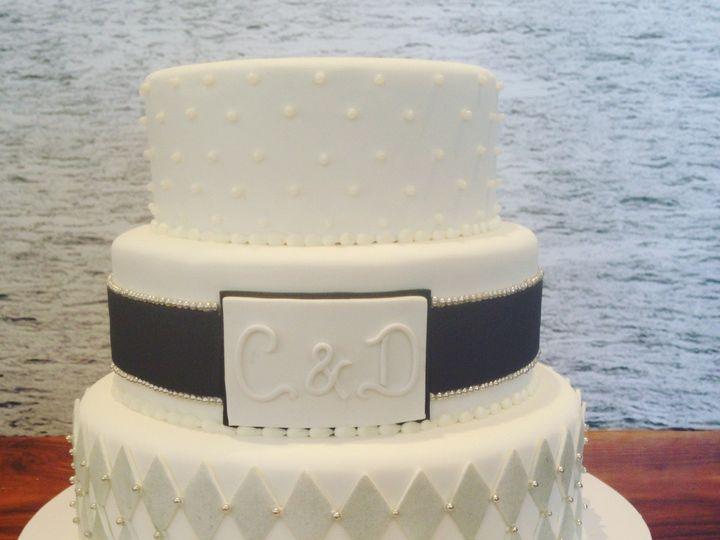 Tmx 1485123842132 Img1988 1 La Jolla, California wedding cake