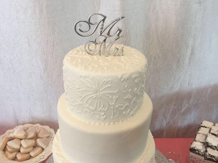 Tmx 1485124179876 Img3873 La Jolla, California wedding cake