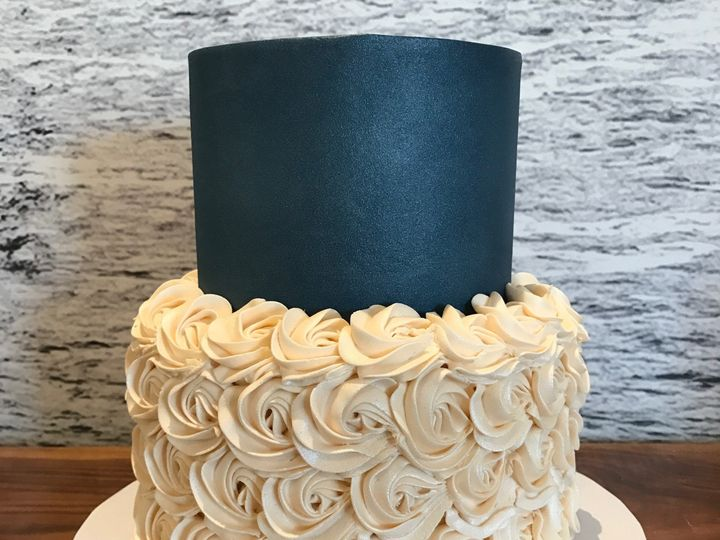 Tmx 1485124297220 Img5358 1 La Jolla, California wedding cake
