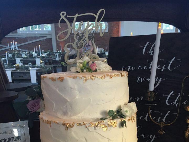 Tmx 1485124509420 Img5791 1 La Jolla, California wedding cake