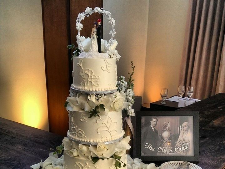 Tmx 1460650442877 960x960 Los Angeles, California wedding cake