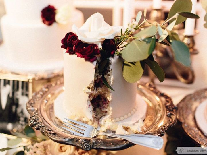 Tmx 1485443182457 O 2 Los Angeles, California wedding cake